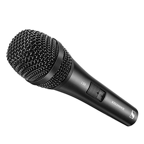 Sennheiser XS1 - Micrófono dinámico cardioide para Voz, Ideal para Principiantes