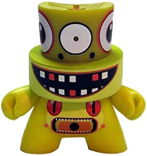 Kidrobot Fatcap Series 2 - Yellow Dalek
