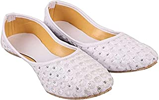 Family Fashion MART Women's Makkhi-Belly-White (S.NO-50)