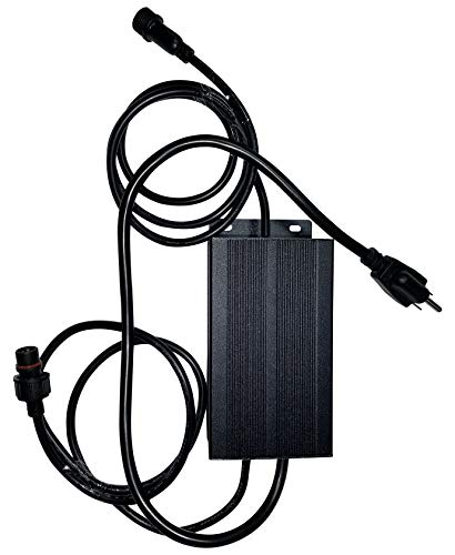 110V Hybrid-Solar Adapter - Only for Remington Solar Attic Fans - Allows Your Attic Vent Fan to Run at Night, Automatically