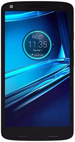 Motorola DROID Turbo 2 XT1585 - Unlocked - Dark Black, 32GB (Renewed)