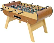 Gamesson Milano Table Football - Wooden, 140x 76 x 86 cm