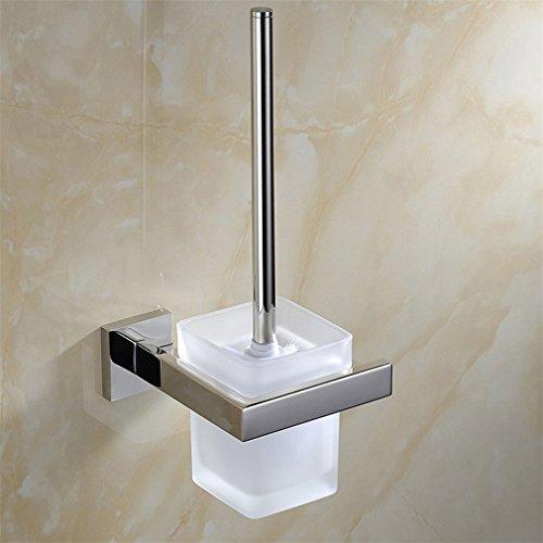Weare Home poliert zur Wandmontage Toilettenbürstenhalter Toilettenbürste Befestigungsmaterial Wandmontage SUS304 Edelstahl für Badezimmer