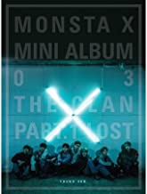 MONSTA X - [THE CLAN 2.5 PART.1 LOST] FOUND 3rd Mini Album CD+92p Photo Book+1p Photo Card K-POP Sealed