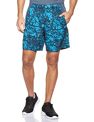 Under Armour - Running-Shorts für Herren in Grau, Größe M