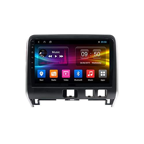TypeBuilt Android Car Stereo Radio De Coche 9 Pulgadas Unidad Principal Reproductor Multimedia Receptor De Video Carplay para Nissan Serena 2016-2018 Autoradio Mit Navi,Px6