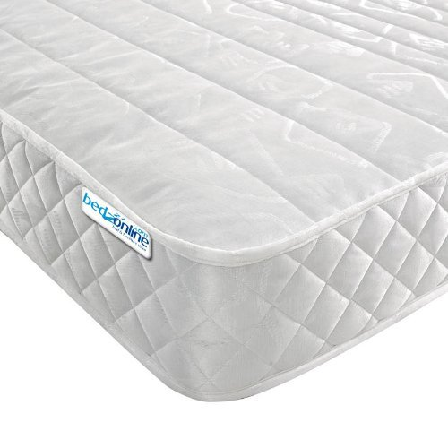 BEDZONLINE MICRO QUILTED 6' DEEP MATTRESS 4FT6INCH DOUBLE CHEAP MATTRESSES
