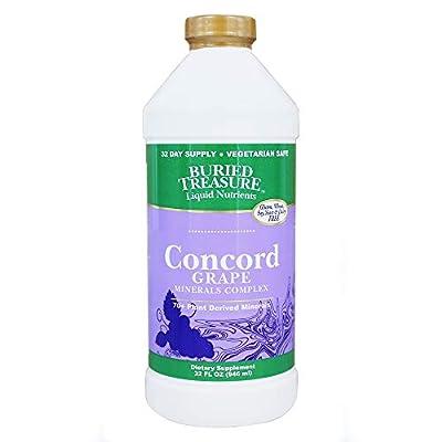 Concord Grape Colloidal Minerals