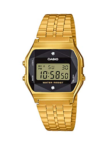 Casio Armbanduhr A159WGED-1EF