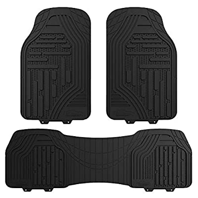 FH Group All Weather Trimmable Floor Mat