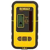 DeWalt receiver / laser detector (for DW088K, DW089K, DW0811, DW0822, DW0851, up to 50 meters, easy handling, moisture and splash-proof housing, LCD display) DE0892