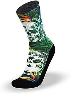 LITHE, Calcetines #Badass Tropical - Green Socks