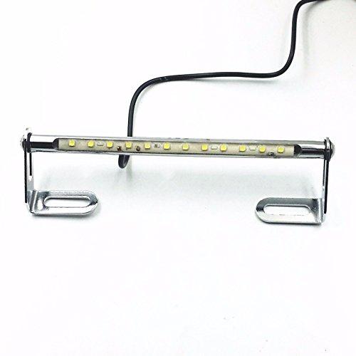 Lumière de chrome d'éliminateur d'amortisseur de moto de chrome
