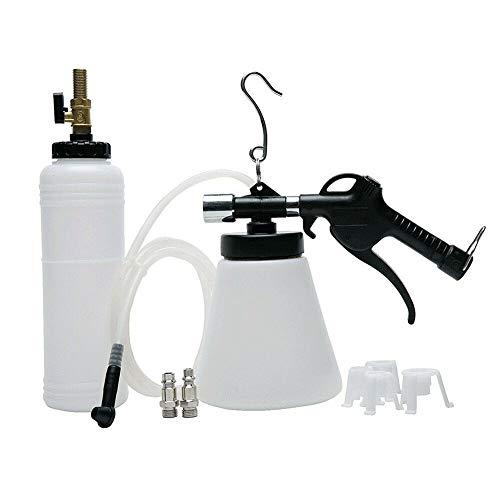 housesweet Kit de Purga de líquido de Frenos neumáticos Herramienta de Purga de Aceite del Embrague del Extractor de Aire del automóvil