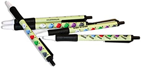 Order of Draw Reminders Rectractable Pens