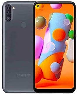 Galaxy A11 Dual SIM 2GB RAM 32GB ROM 4G LTE BLACK