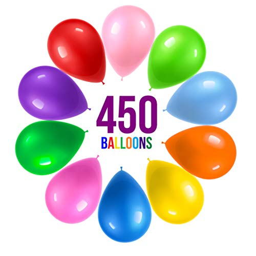 1000 balloons for party - 4