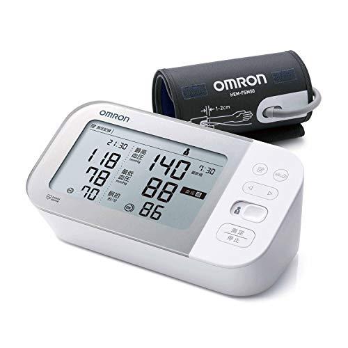 オムロン 上腕式血圧計 プレミアム19シリーズ HCR-750AT