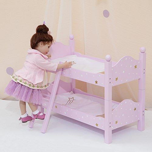 Olivia's Little World- Lit superposé 2 couchettes poupée, TD-0095AP