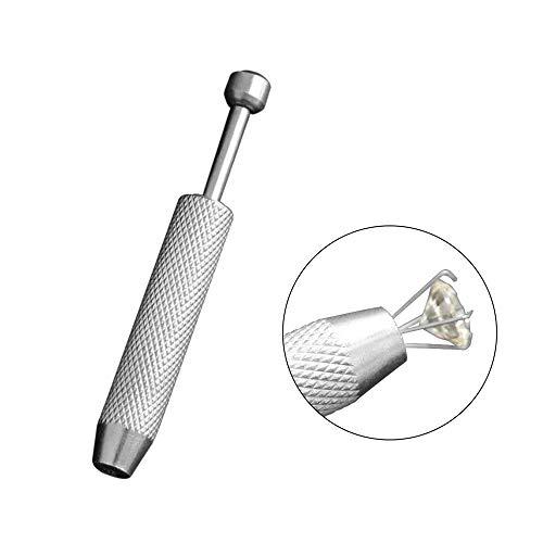 EKdirect Edelstahl Piercingzange Mini Kugelhalter Piercing Pinzette Kugel Greifer Werkzeug 6cm