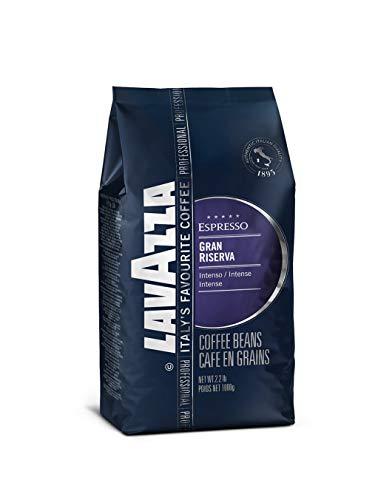 Lavazza Gran Riserva Espresso Whole Bean Coffee, 2.2-Pound Bag by Lavazza