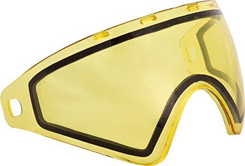 Virtue VIO Paintball Maske Thermal Ersatzglas - Hoher Kontrast Gelb