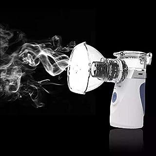 Nebulizador Ultrasónico Portatil Silencioso P/Adulto y Niñ