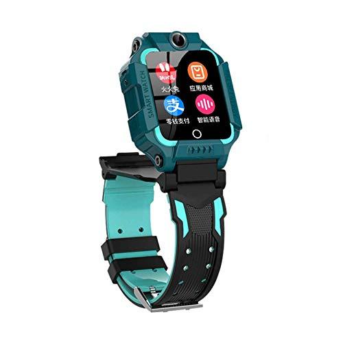 4G Reloj Inteligente para Niños, Reloj De Llamada con Pantalla IPS De 1,44 Pulgadas,batería De Litio De Gran Capacidad De 980 MAh, Resistencia A Prueba De Agua PX68