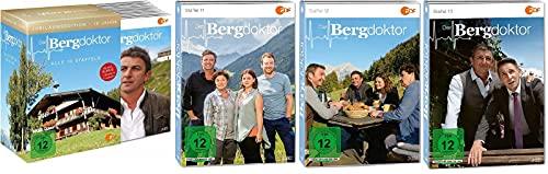 Der Bergdoktor Staffel 1-13