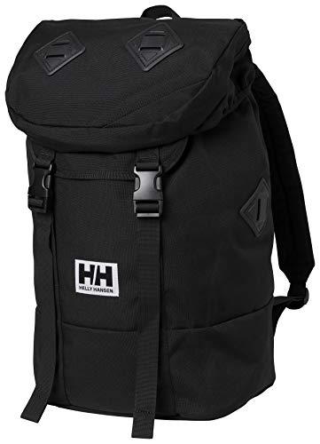 Helly Hansen Unisex_Adult Heritage V1 Rucksack Backpack, Black, STD