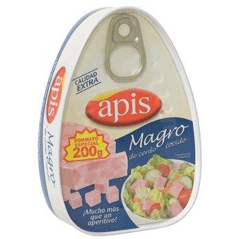 APIS - Magro De Cerdo, Lata 220 gr