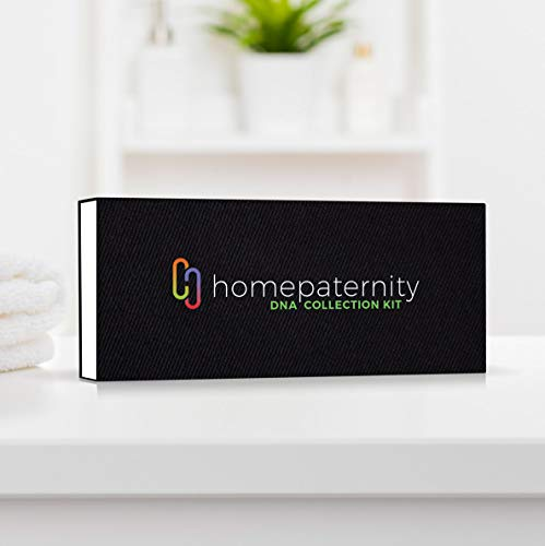 HomePaternity DNA Test Kit , Results in 2 Business Days, Lab Fees & Shipping to Lab Included