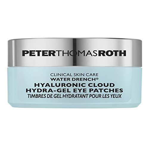 Peter Thomas Roth Roth Water Drench Hydragel Eye Patches Tappo per orecchie, 15 cm, Nero (Black)