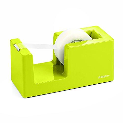Tape Dispenser Color: Lime Green