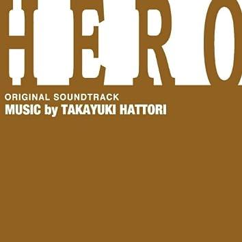 """HERO"" TV Series Original Soundtrack"