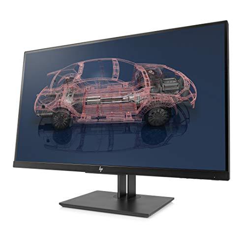 HP Z27n G2 (27 Zoll / QHD) Business Monitor (DVI-D, HDMI, DisplayPort, USB 3.0, USB-C, Audio Out, Reaktionszeit 5ms, 60Hz) schwarz - 2