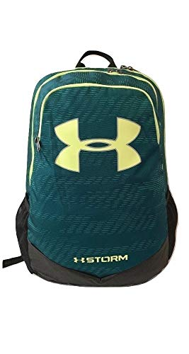 Under Armour Boy's Storm Scrimmage Backpack, Green, One-Size