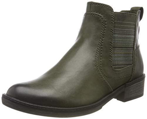 Tamaris Damen 1-1-25012-23 Chelsea Boots, Grün (Olive 722), 38 EU