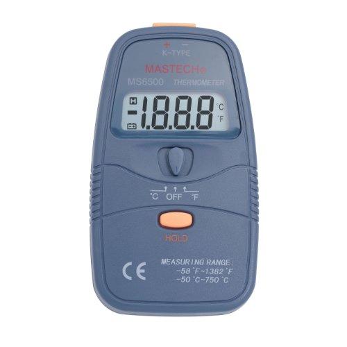 MASTECH MS6500 3 1/2 K digitale tachometer met hoge betrouwbaarheid