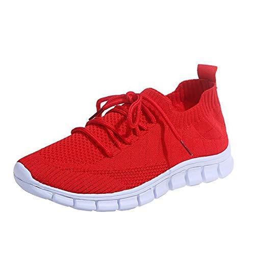 Zapatillas de Running para Hombre Mujer Zapatos para Correr y Asfalto Aire...
