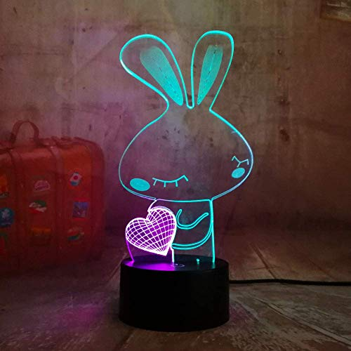 Illusion Led Nachtlichtusb 3D Led Night Light Space Shuttle Model Illusion Boys Child Kids Baby Gift Decorative Lights Plane Table Lamp Bedside Remote Control