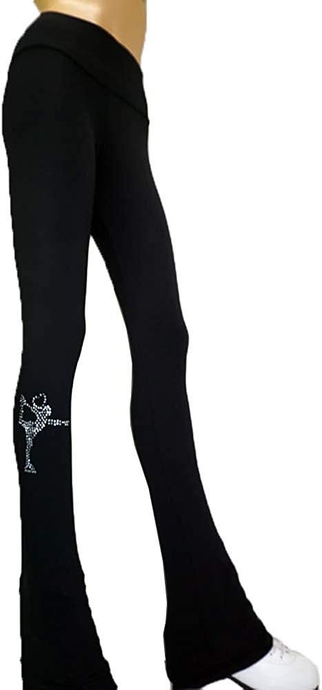 Victoria's Challenge Warm Polartec Ice Skating New Shipping Free OFFicial mail order Pants Thermal Pin