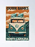 AZSTEEL Outer Banks Poster