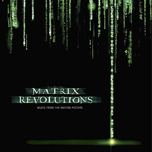 Varios -Matrix Revolutions Bso(Clear) (2 LP-Vinilo)
