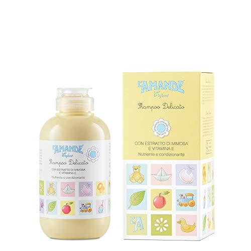 L'Amande Enfant Shampoo Districante No Lacrime - 200 ml
