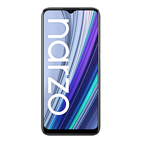 Realme narzo 30A (Laser Black, 3GB RAM, 32GB Storage) with No Cost EMI/Additional Exchange Offers
