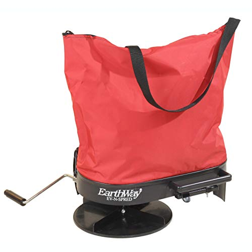 Purchase 2750 Hand Crank Nylon Bag Fertilizer Seed Salt Spreader