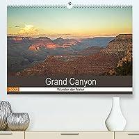 Grand Canyon - Wunder der Natur (Premium, hochwertiger DIN A2 Wandkalender 2022, Kunstdruck in Hochglanz): Ein unbeschreiblicher Anblick, wenn man am Rand des Canyon steht (Monatskalender, 14 Seiten )