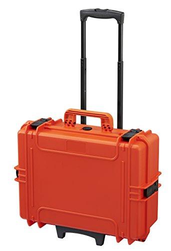MAX Charge maximale max505tr. 001 étanche et hermétique Cas Orange