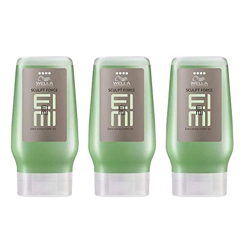 Wella EIMI Sculpt Force Flubber Set 3 x 125ml